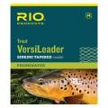 RIO Trout VersiLeader Sinking Tapered Leader