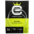 Cortland Nylon Tapered Leader