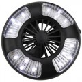 Clam LED Fan Light Combo