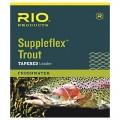 RIO Suppleflex Trout Tapered Leader